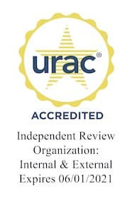 URAC accredited clinical review services