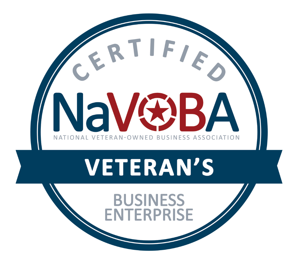 Certified National Veteran Owned Business Association logo